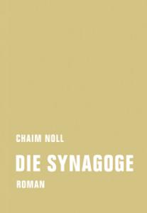 Cover_Noll_Die Synagoge