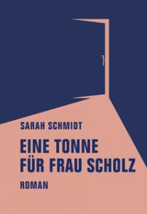 Cover_Schmidt_Eine Tonne