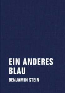 Cover_Stein_Ein anderes Blau