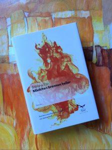 Shoba Rao, Mädchen brennen heller, Cover, Belegexemplar, Übersetzungslektorat, Lektorat