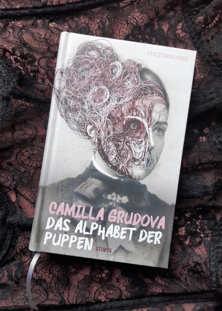 Camilla Grudova, Das Alphabet der Puppen, Belegexemplar, Korrektorat