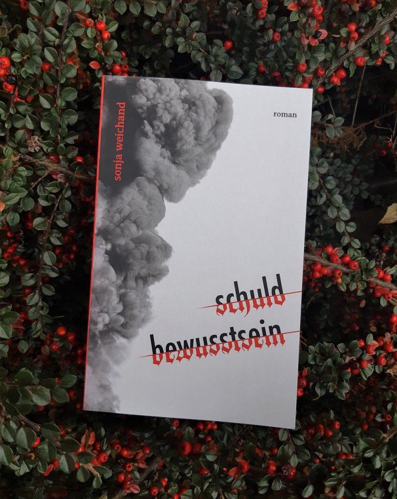 Belegexemplar Sonja Weichend, schuld bewusstsein, Roman, Lektorat, Selfpublisher